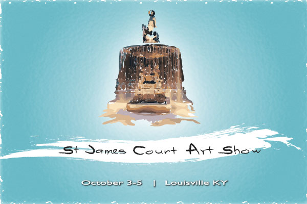 St James Art Fair 2014
