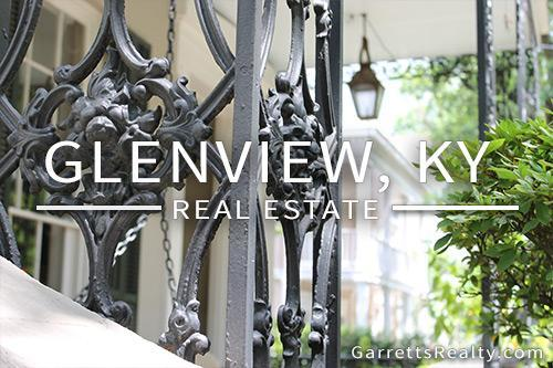 homes for sale in Glenview Louisville KY