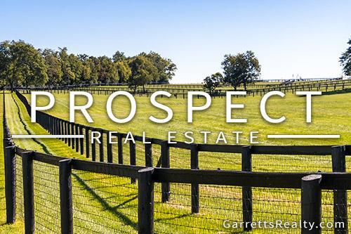 Explore Prospect KY homes for sale