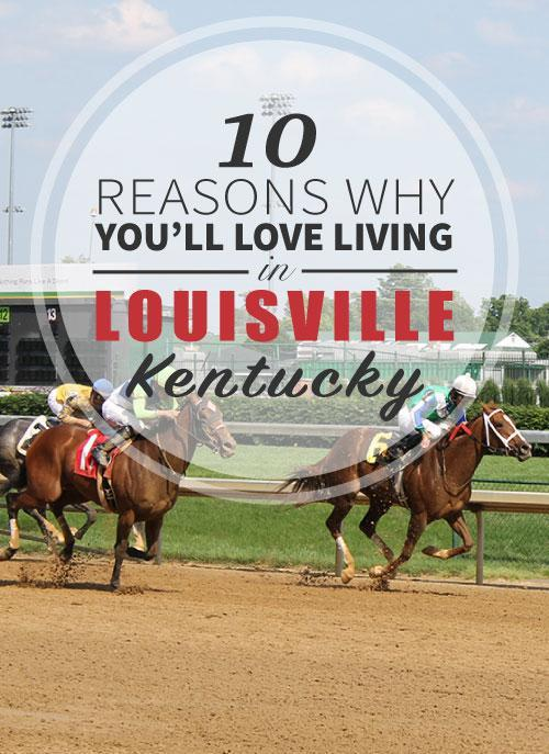 Things to do: Living in Louisville KY