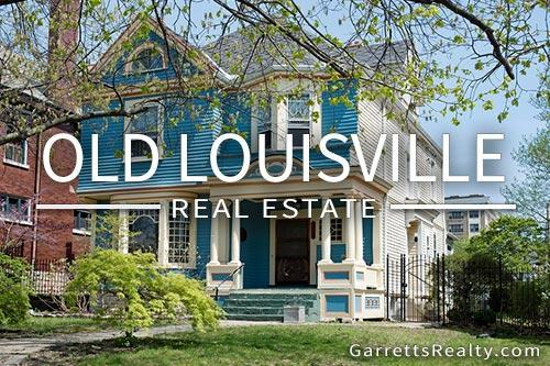 Homes for sale in Old Louisville