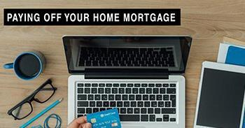 Paying off your home early - Blog Post