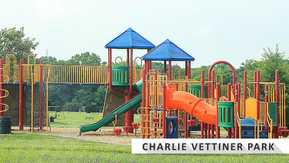 Charlie Vettiner park near Jeffersontown.