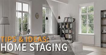 Staging your Home tips - Blog Post