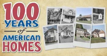 different styles of american homes