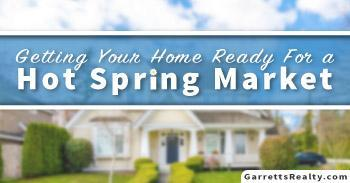 Get Your Home ready to sell in Spring - Blog Post