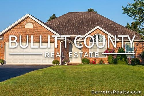 Homes for sale in Bullitt County KY