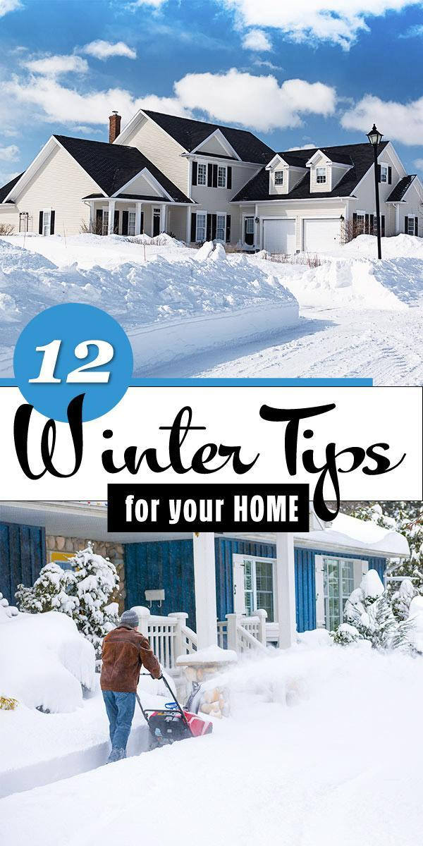 Winter tips for homes header image
