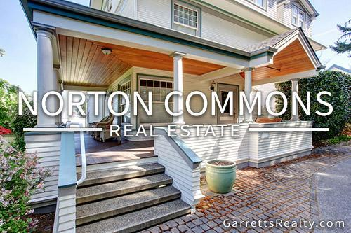 Front of Norton Commons Home