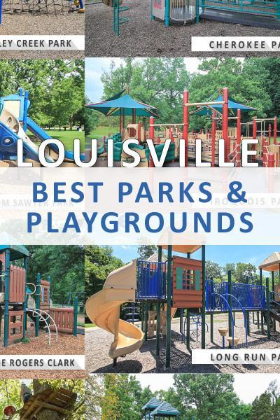 Top Twelve Kid-Friendly Parks and Playgrounds in #Louisville #Kentucky