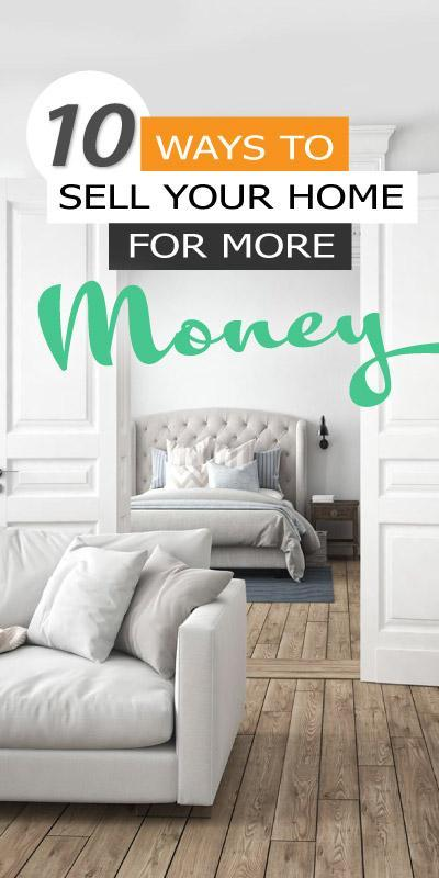 Super easy ways to SELL your Home for More MONEY!