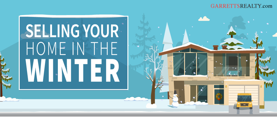 Tips to selling your house this winter.