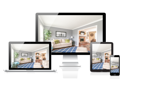 Selling your home on different devices