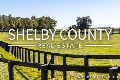 View of home for sale in Shelby County KY