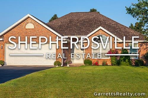 Image of home for sale in Shepherdsville KY